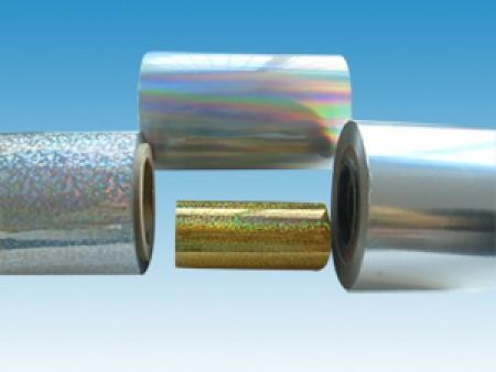 生产bopp镀铝膜的过程